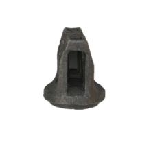 Lost wax precision gray iron casting scaffold part