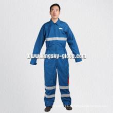 Blue Cotton Antiflaming Gesamt (20X16 Garn)