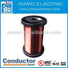 Alambre de la bobina para el transformador, motor de cobre 2015 UL certificado