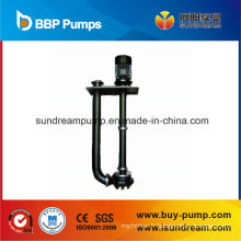 Pompe submersible horizontale d'eaux d'égout à haute pression de Yw