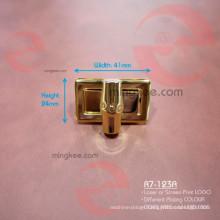 Zinc Alloy Metal Turning Twist Bamboo Lock