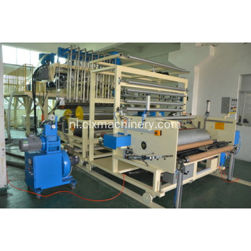 Black Hand Plastic Wrapping Film Machine