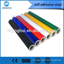 monomeric customized color vinyl roll pvc self adhesive vinyl for digital printing