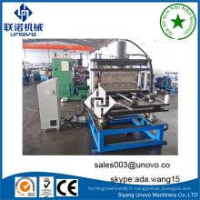 Personnaliser la fabrication de la machine en forme de rouleau de carrosserie UNOVO