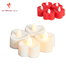 Favores do casamento swing wick led flameless candle