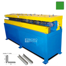 HVAC Standing S&D cleat slip and drive lockformer and rollformer machine