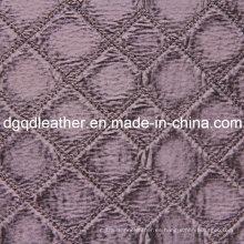 Moda acolchado decoración muebles de cuero (QDL-51374)