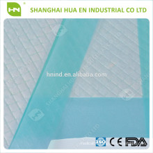 disposable high quality underpad CE ISO FDA made in China