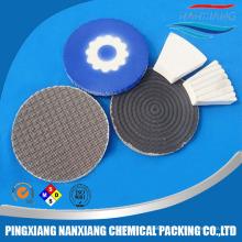 High temperature resistance cordierite infrared honeycomb ceramic plate for burner