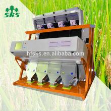 Fábrica de China de suministro de ccd cámara arroz de clasificación de color de la máquina