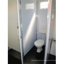 Baño portátil y baño completo (shs-mc-ablution014)