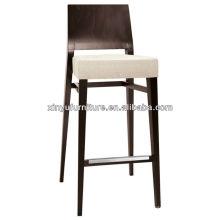 Tea bar stool with footrest XYH1070