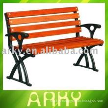 Chaise de loisirs en bois de meubles de jardin de haute qualité