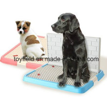 Haustier Potty Tray Tragbare Hundetraining Toilette