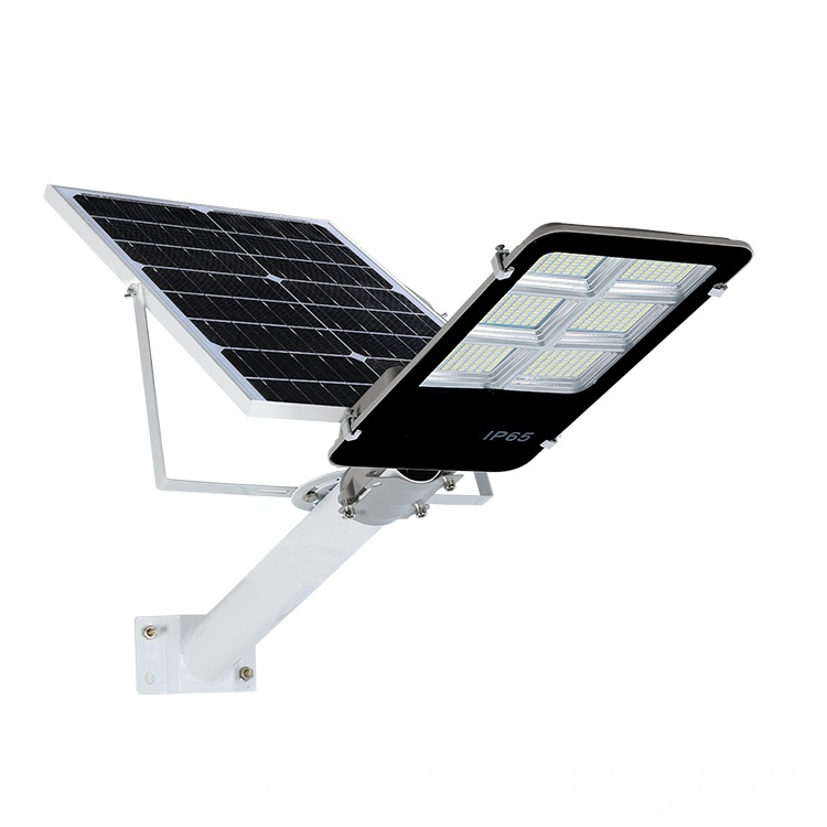 Solar Energy Street Light