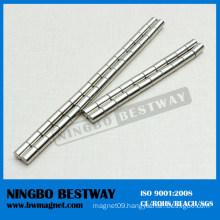 High Free Energy Disc NdFeB Magnet