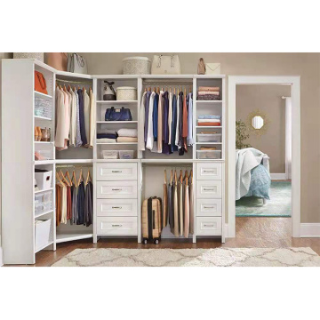 Modern Wood Wardrobes for Bedroom Furniture