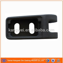 high quality black anodized part