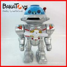 Juguete robótico de robot con sonido y disco