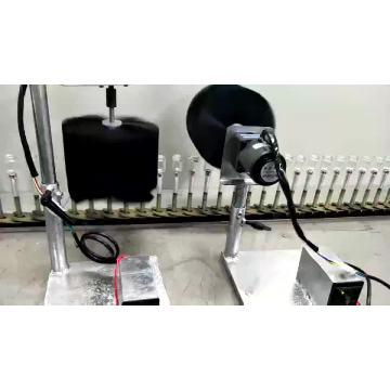 Sistema automático de pintura uv spray