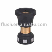 "powerful fire hose nozzle 3/4"" thread"
