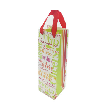 Sac cadeau en papier simple portable