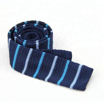 Neue Kollektion Professional Customized Label Design Stock stricken Krawatten Männer