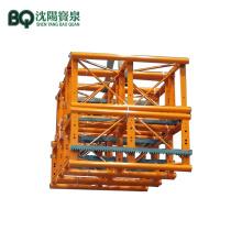 Type de peinture BQ Section de mât de levage de construction SC200