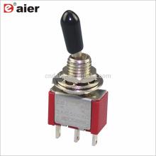 KNX-1-D1 ON-ON Terminal de soldadura Interruptor de palanca de un solo polo