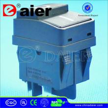 Interruptor basculante T125 5E4 con dos botones pulsadores