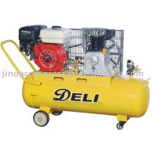 5.5HP compresseur d'air 8 bar 50 L 13 Gal Gasoline