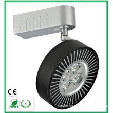 Geführtes Schienenlicht / ce rohs geführtes Schienen-Punktlicht 2 Jahre Garantie-Schienenlicht geführt