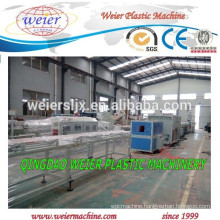 75-250mm diameter of HDPE water pipe extrusion line