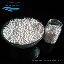 Activated alumina ball for water treatment