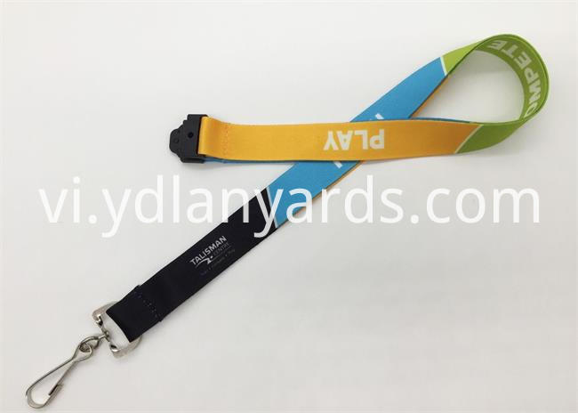 25MM Polyester Lanyards
