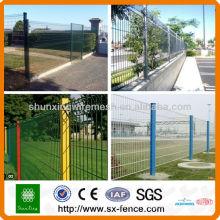 Panneaux de clôture en treillis soudé (fabricant)