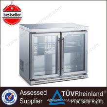 Guangzhou Wholesale Used supermarket refrigerator and freezer