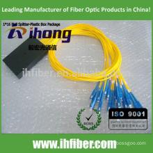 PLC SC UPC 1*16 fiber Optical splitter