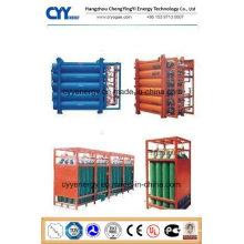 Hochdruck-Sauerstoff-Argon-Stickstoff-Gas-Zylinder-Rack