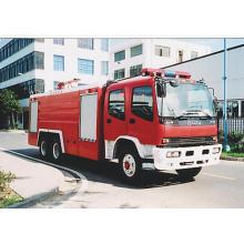 6 * 4 Противопожарная машина Isuzu (CXA34T)