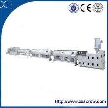 Línea de producción de extrusión de tubería PE de 250 mm
