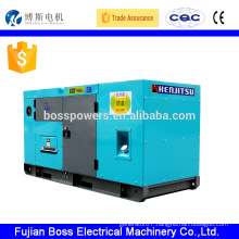 30KW silent type weifang ac 3-phase generator