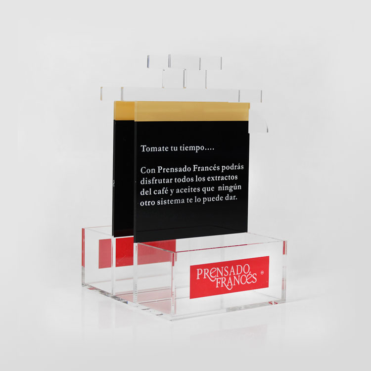 Perspex Leaflet Holders