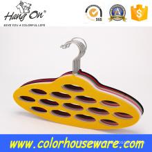 Honeycomb Velvet hanger for tie/scarf