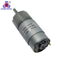 37mm Dia Permanent Magnetic Planet Getriebe Motor 150 RPM DC 24 V