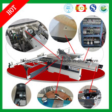 Machines de fabrication de bois de panneaux de sciage pour machines de fabrication de meubles en bois
