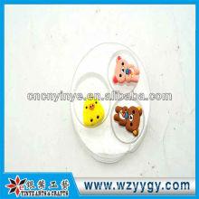Popular móvil etiqueta engomada, etiqueta engomada móvil OEM PVC suave