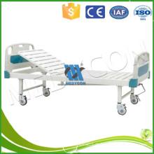 Krankenhausmöbel verwendet hochwertige preiswerte flache Krankenhausbett