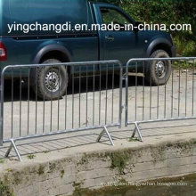 2015 Electro/Hot-Dipped Galvanized Tube Pedestrian Crowd Control Barriers