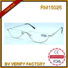 RM15026 Половину кадра новый дизайн модные очки для чтения